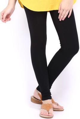 Abee Women's Black Leggings
