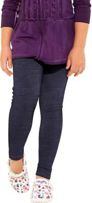 Go Colors Baby Girl's Blue Leggings