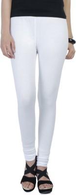 Cosmixstores Women's White Leggings