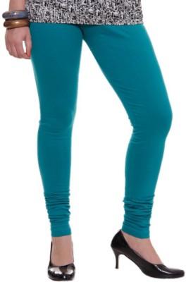 Addline Women's Blue Leggings