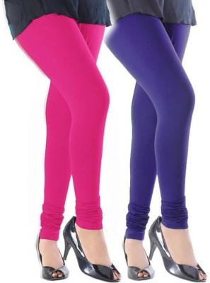 Abito Juniors Women's Dark Blue, Pink Leggings