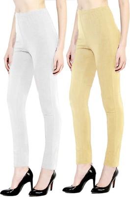 SPK Impact Women's White Leggings