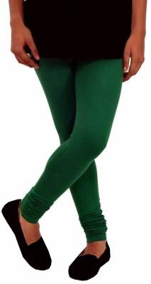 Uzee Women's Dark Green Leggings
