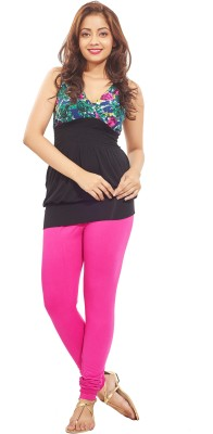 Minu Suits Women's Pink Leggings