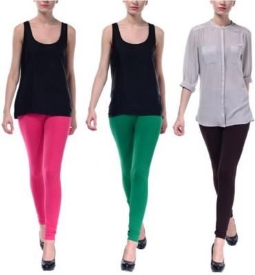 Boosah Women's Multicolor Leggings