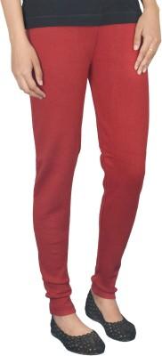 Akira Fashion Women's Red Leggings