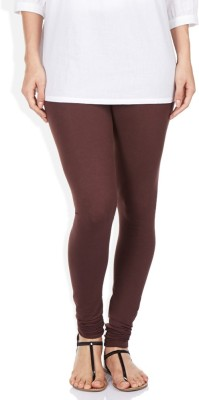 Sampoorna Collection Women's Brown Leggings