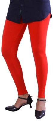 Unicraft Women's Red Leggings