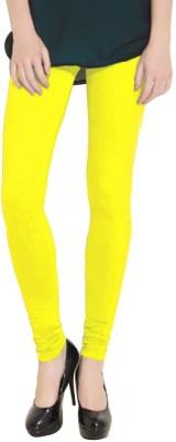 Abee Women's Yellow Leggings