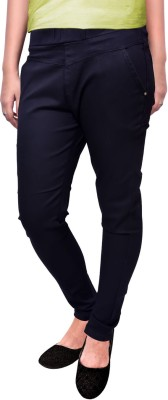 Vogue4all Women's Black Jeggings