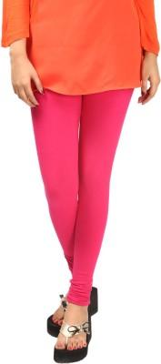 1 LUK Women's Pink Leggings
