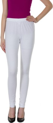 Zoae Women's White Leggings