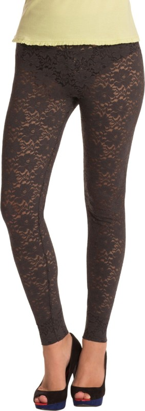 PrettySecrets Women's Grey Leggings