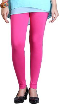 ZyCra Women's Pink Leggings