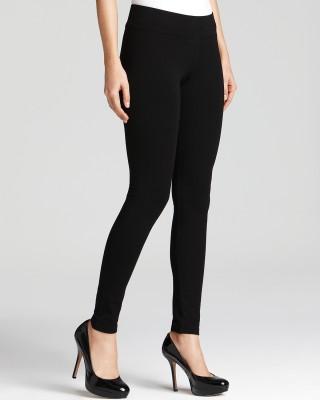 Devinez Women's Black Leggings