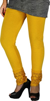 Brood Women's Yellow Leggings