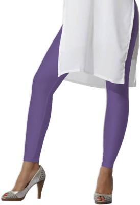 GardenVareli Women's Purple Leggings