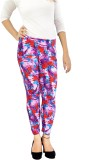 Parv Collections Women's Multicolor Legg...