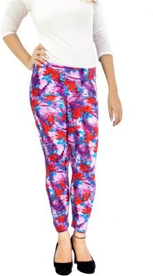 Parv Collections Women,s Multicolor Leggings