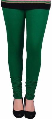 Vrshoppers Women's Dark Green Leggings