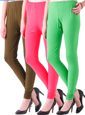 Adam n Eve Women's Multicolor Leggings