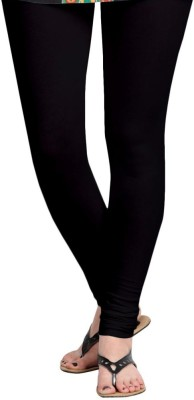Tushiyyah Women's Black Leggings