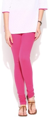 KV FASHIONS Women's Pink Leggings