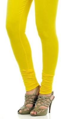 POSE Women,s Yellow Leggings