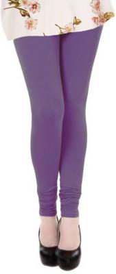 Sonari Fleur Women's Purple Leggings
