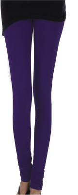 T Global Women's Purple Leggings
