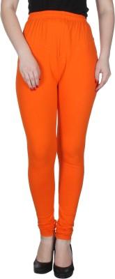 Ajaero Women's Orange Leggings