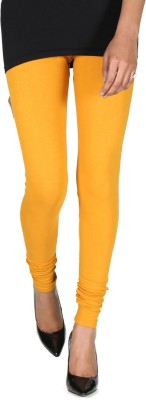 Ally Of Focker Women's Yellow Leggings