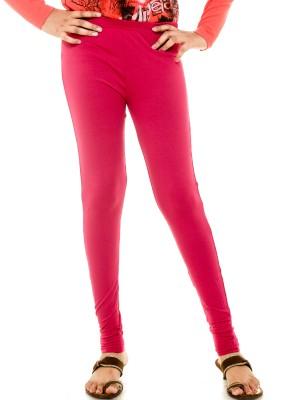 Menthol Girl's Pink Leggings