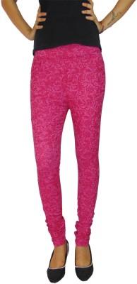 B VOS Women's Pink Jeggings