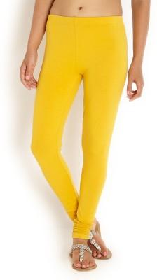Soch Women's Yellow Leggings