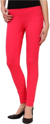 Abee Women's Red Leggings