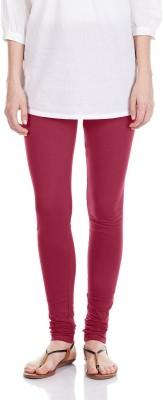 Lavos Women's Maroon Leggings
