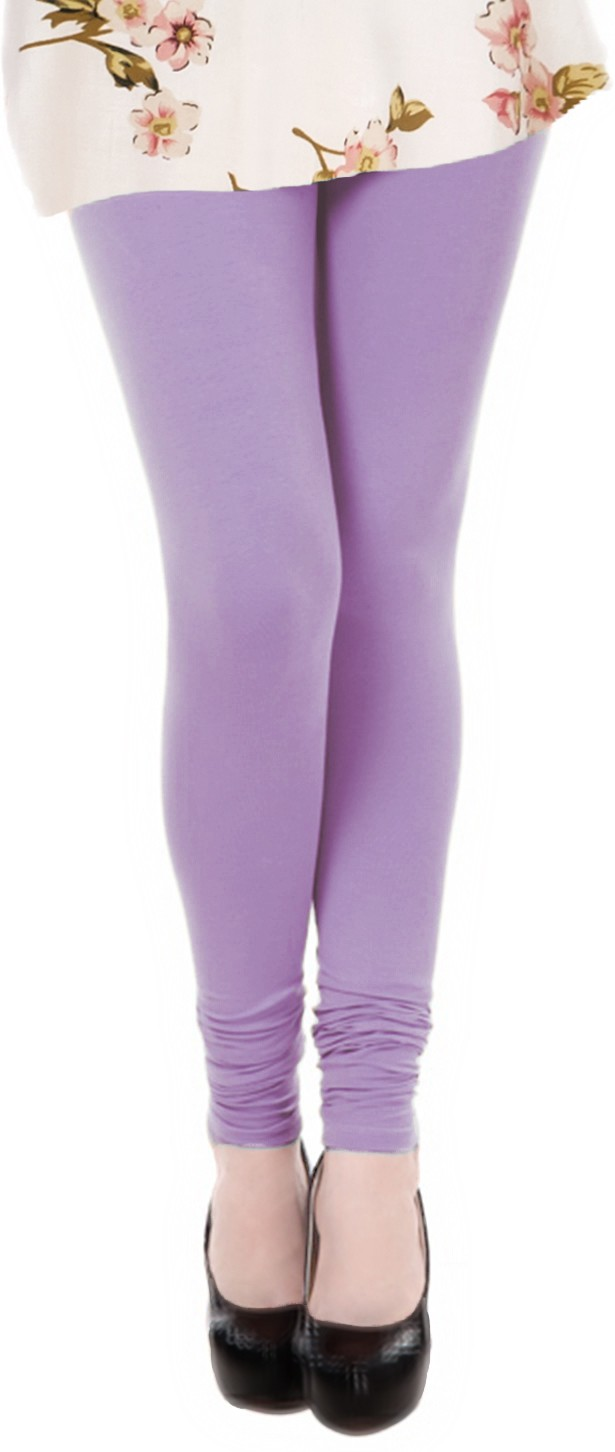 Sonari Fleur Womens Purple Leggings