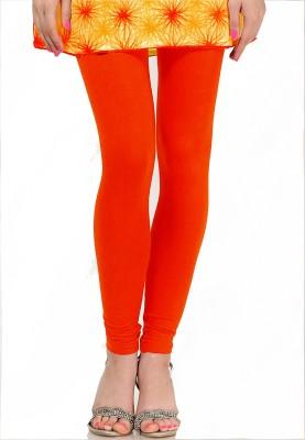 A5 Fashion Women's Orange Leggings