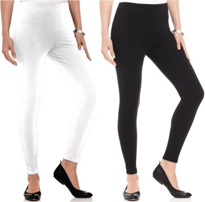Kamuk Life Women's Black, White Leggings