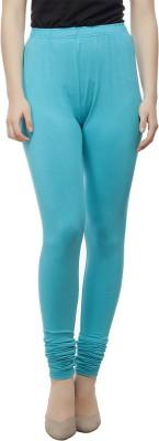 Adorz Wears Women's Green Leggings