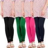WellFitLook Women's Black, Green, Pink, ...