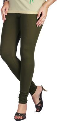 The Pajama Factory Women's Green Leggings