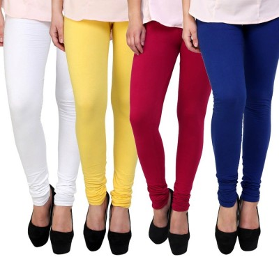 Sanvitraders Women's Multicolor Leggings