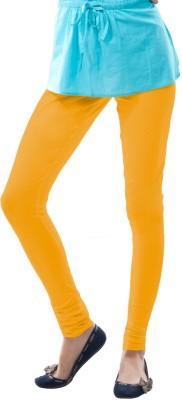 Dollar Missy Women's Gold Leggings