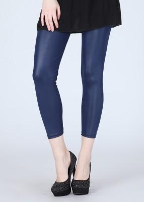 N-Gal Women's Dark Blue Leggings