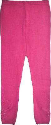 Mee Mee Girl's Pink Leggings