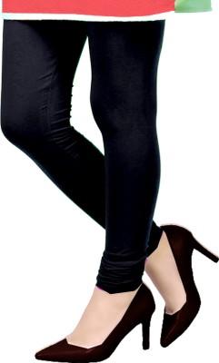Tyra Women's Black Leggings