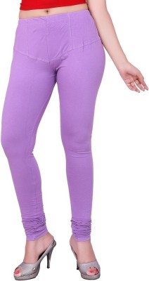 FCK-3 Women's Purple Leggings