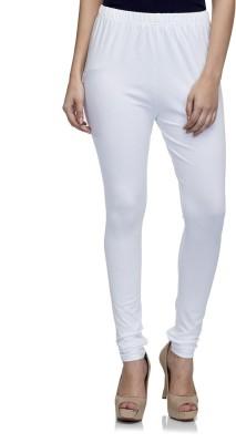 Laabha Women's White Leggings